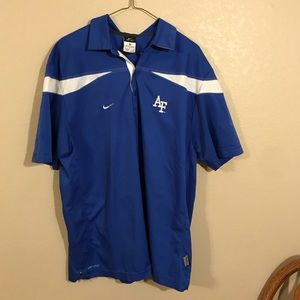 NWOT Men's Nike Air Force Polo